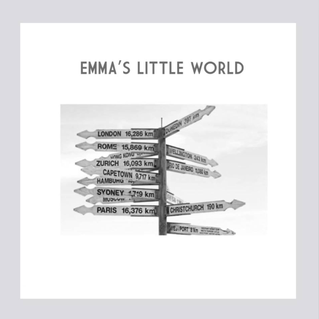 EMMA' S LITTLE WORLD